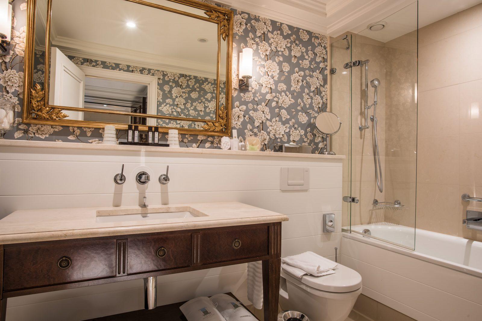 Deluxe Zimmer Grand Hôtel Du Lac Vevey