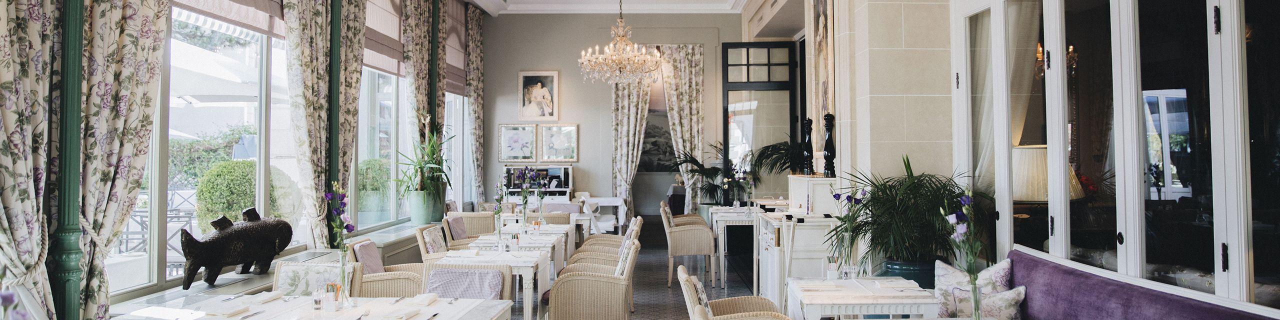 Brasserie La Véranda - Grand Hôtel du Lac Vevey