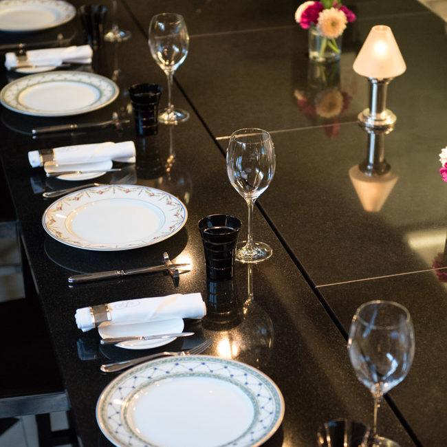 Atelier mit Mittagessen im Grand Hôtel du Lac!